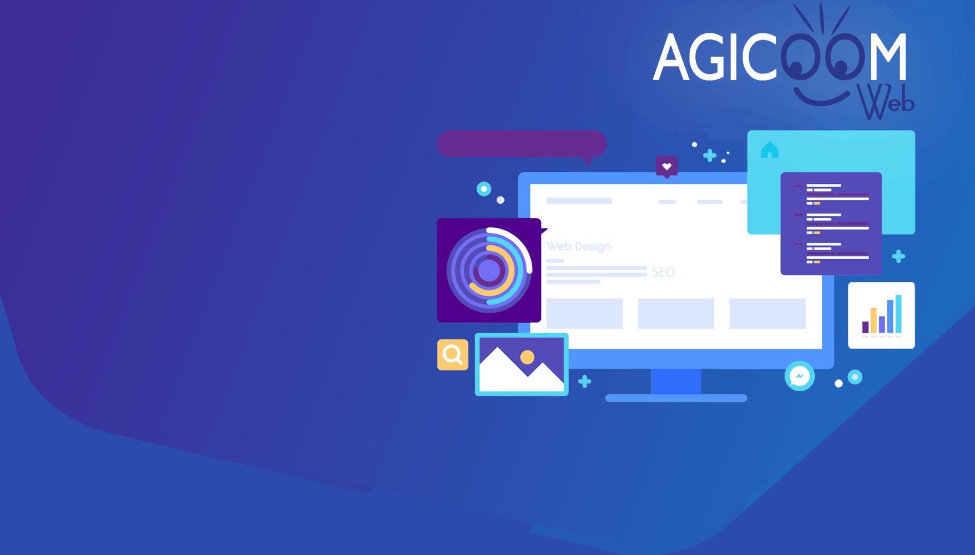 agicoom web design siti web